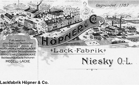 Lackfabrik Höpner  & Co.